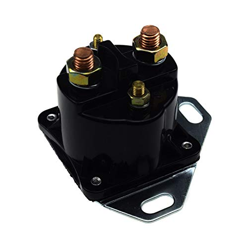 7.3 Diesel Glow Plug Relay Module Starter Solenoid Relay for Ford E F Series 7.3L Power Stoke F81Z-12B533-AC