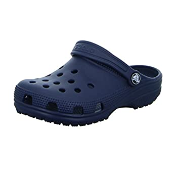 Crocs Kids  Classic Clog  Navy 6 Big Kid