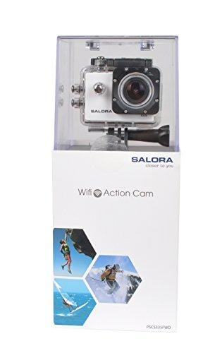 Salora PSC5335FWD fotocamera per sport d'azione Full HD CMOS 5 MP Wi-Fi 46 g