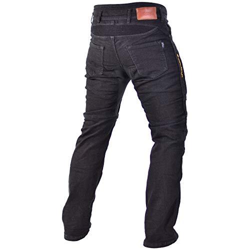 Trilobite 661 Parado Black - Pantalones vaqueros para motorista