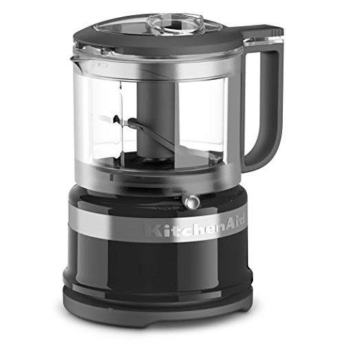 KitchenAid 2 Speed Pulsing Meal Prep Compact Mini Food Processor...