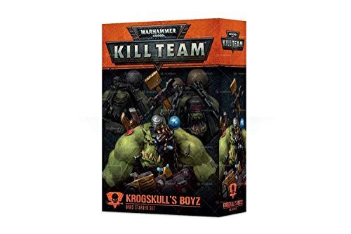 Games Workshop Krogskull's Boyz Kill Team Warhammer 40,000
