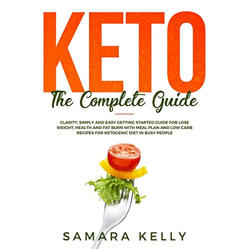 Keto the Complete Guide cover art