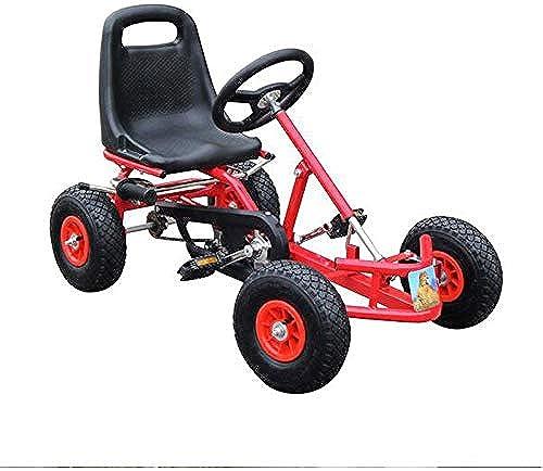 Modenny Kinderpedal-Gokart-fürt auf Gummir rn Sport, der Spielzeug-Trike-Auto l t