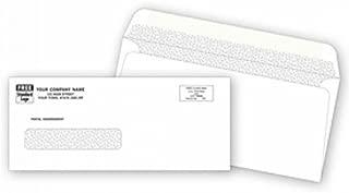 envelopes pre printed