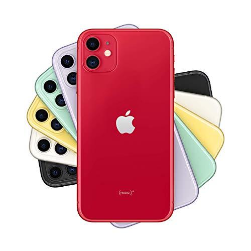 Apple iPhone 11 256GB Rot (Generalüberholt)