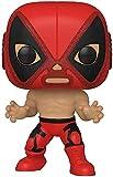 Funko- Pop Marvel Luchadores Deadpool Juguete coleccionable, Multicolor (53874)...