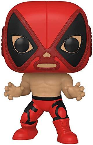 Funko- Pop Marvel Luchadores Deadpool Juguete coleccionable, Multicolor (53874)