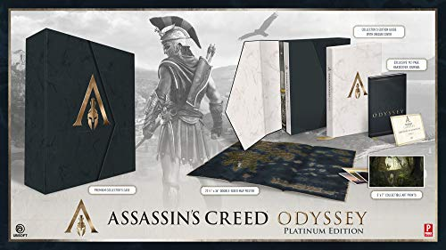 Assassin's Creed Odyssey - Guida PLATINUM EDITION (Limited Edition)