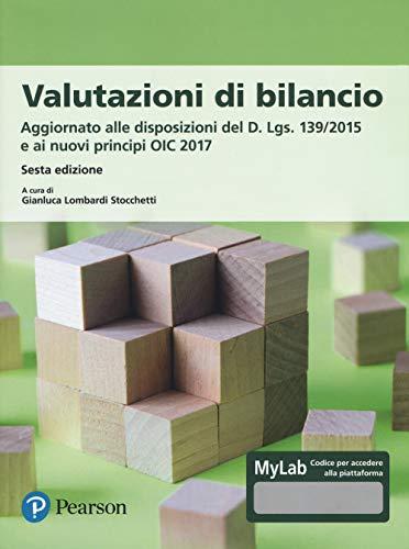 Valutazioni di bilancio. Ediz. Mylab. Con Contenuto digitale per download e accesso on line