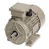 Drehstrommotor Energiesparmotor S1 1,1kW IE3 1430 U/min 3Ph-230/400V B3 4-polig