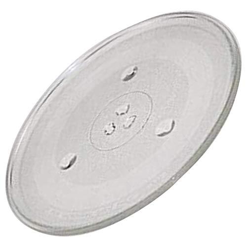 ROSIERES - PLATEAU EN VERRE POUR MICRO-ONDES ROSIERES