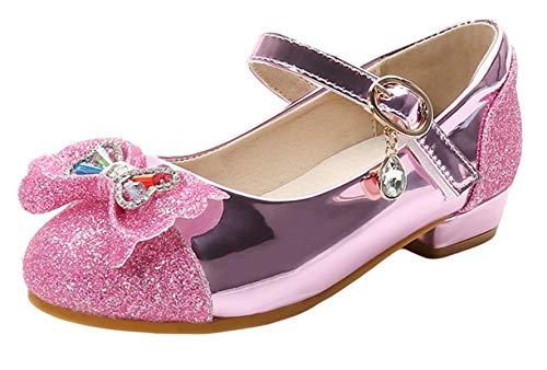 YOGLY - Schuhe für Kinder in Pink, Größe 25 EU