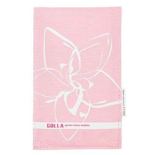 Golla Funda 'Kiss' (rosa) para HTC Sensation, Desire HD, Wildfire S, Evo 3D, HD7, Wildfire, Desire S, Desire Z, Desire & Incredible S