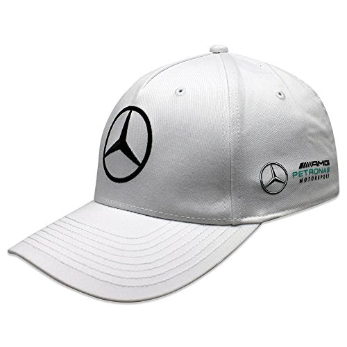 Mercedes AMG Team Cap white