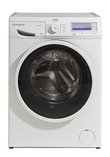 Telefunken TFW0641FE5 Waschmaschine FL / A+++ / 58 kWh/Jahr / 1400 UpM / 8 kg / 7700 L/Jahr / Pyrojet