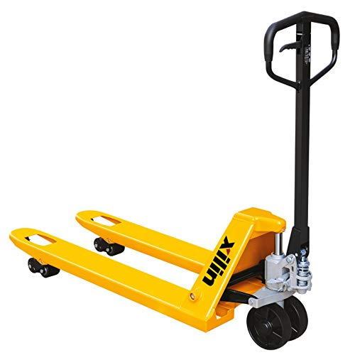 "Xilin Manual Pallet Jack Hand Pallet Truck 48""Lx21""W 5500lbs Capacity BF-III-520"