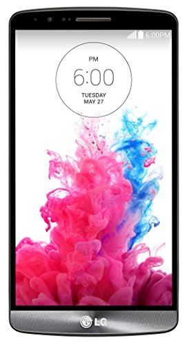 LG G3 D850 32GB Unlocked GSM 4G LTE Quad-HD Smartphone w/ 13MP Camera - Metallic Black