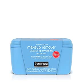 Neutrogena Make-Up Remover Cleansing Towelettes 25 Each