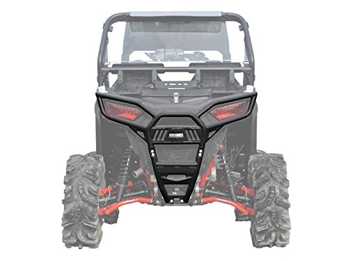 """SuperATV Rear Bumper for Polaris RZR 900 (2015-2020) 