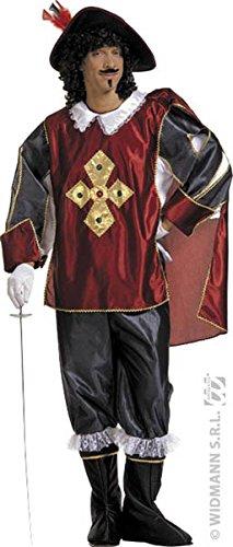 WIDMANN–cs923193–Kostüm Musketier Größe XL