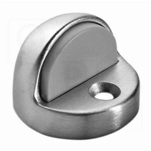 Rockwood 085797 409.3 Concave Wrought Wall Stop Bright Brass Finish