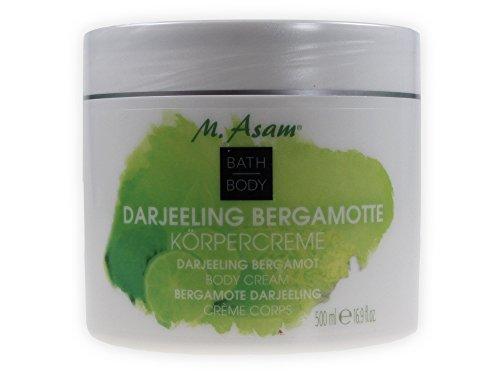 M. Asam Körpercreme Darjeeling Bergamotte - 500ml