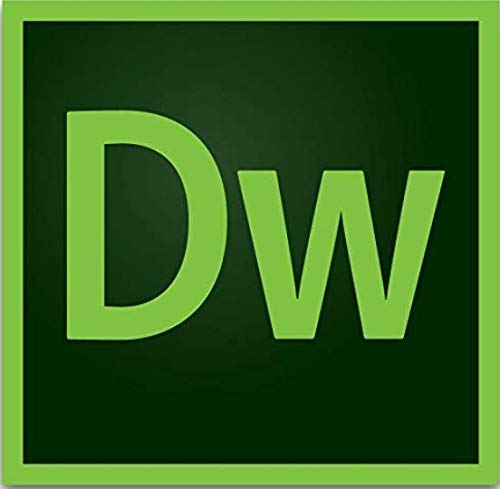 Adobe Dreamweaver | Website and web design software | 12-month Subscription with auto-renewal, PC/Mac