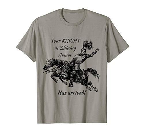 Mens Knight in Shining Armor T-Shirt