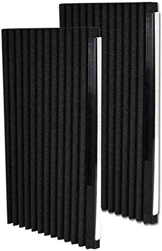 Forestchill Window Air Conditioner Side Insulated Foam Panel Kit, AC Units Insulation Panels Set 17 inch X 9 inch X 7/8 inch, Pack of 2