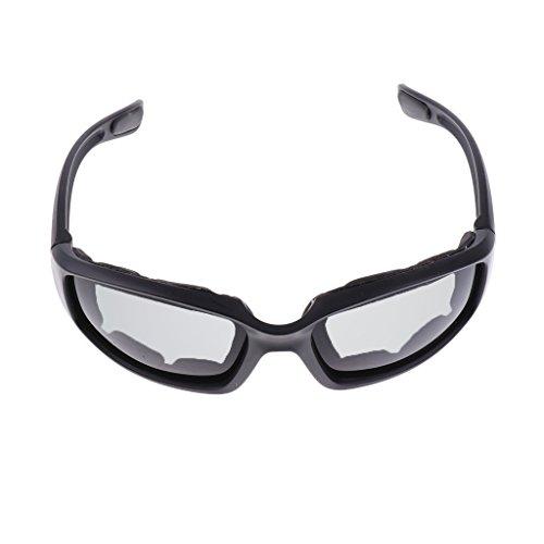 Baoblaze Motorrad Schutzbrille Winddichte Staubdicht Zwiebelbrille Schutzbrille Augen für Motorrad