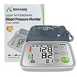 Konsung Monitor per la pressione sanguigna Accurato automatico del braccio superiore per misuratore di pressione sanguigna