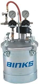 PT II Pressure Tank w Air Agitator, Dual Regulator