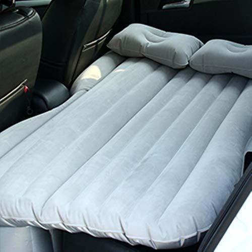 LTE Car Air aufblasbares Reisematratzenbett Universal für Rücksitz Multifunktionssofakissen, grau