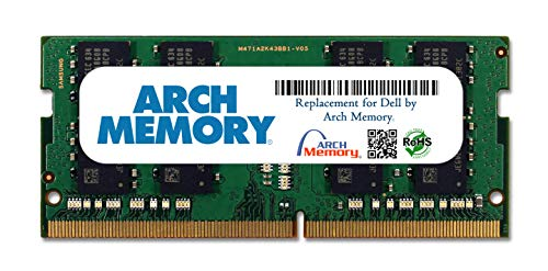 Arch Memory 16 GB Replacement for Dell SNP821PJC/16G A9168727 260-Pin DDR4-2400 PC4-19200 So-dimm RAM