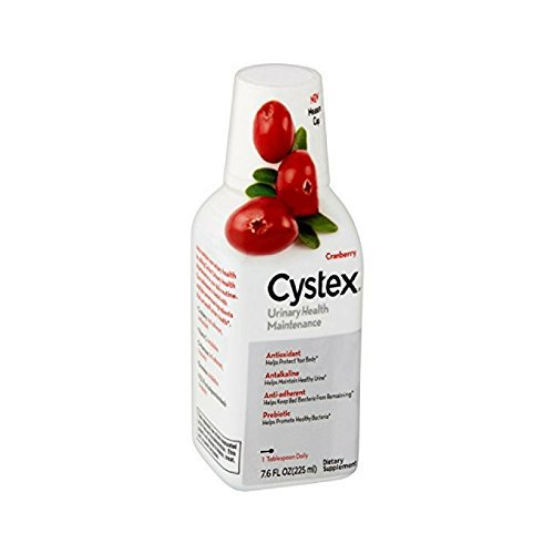 Cystex Urinary Health Maintenance Cranberry 7.6 oz (11 pack)