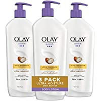 3-Pack Olay Quench Ultra Moisture Body Lotion