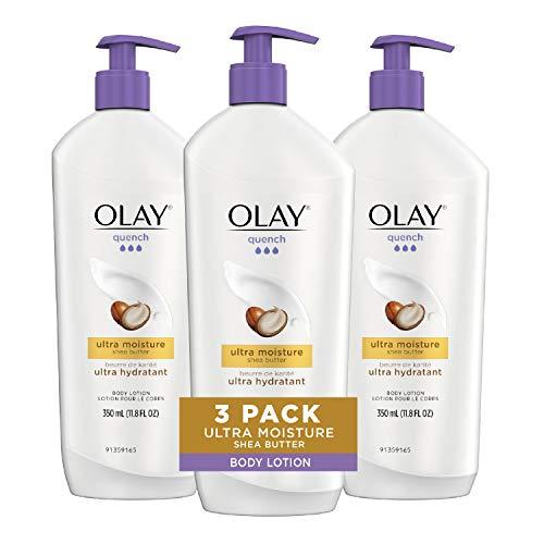 Olay Ultra Moisture Lotion Lotion pour le corps 34,9 cl (lot de 3)