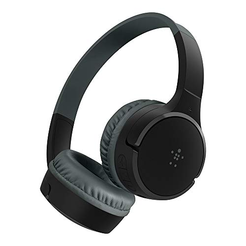 Belkin SoundForm Mini Kids Wireless Headphones with Built ...