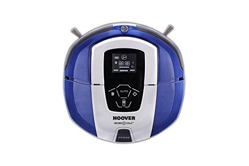Hoover RBC 050 - Robot aspirador ultradelgado, batería de litio de...