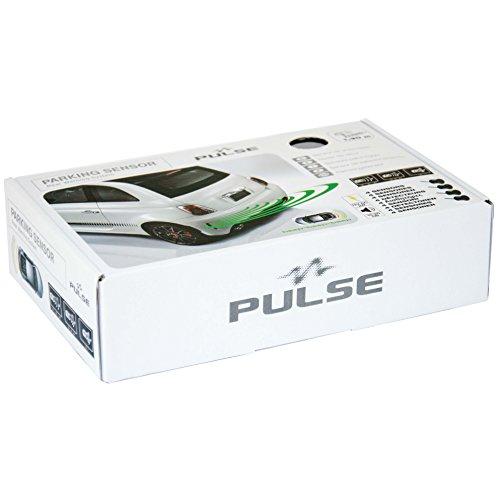 SUMEX Prkalrm - Parking Sensor Sin Monitor, Sensores Traseros para Ayudar A Aparcar