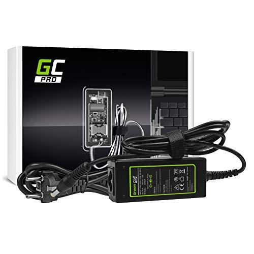 GC Pro Cargador para Portátil Acer Aspire One 531 533 1225 D255 D257 D260 D270 ZG5 Ordenador Adaptador de Corriente (19V 2.15A 40W)
