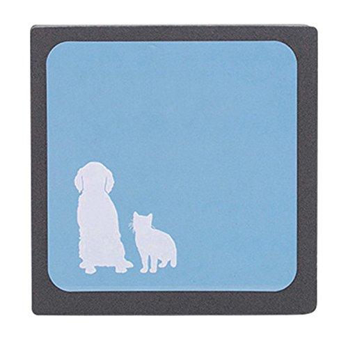 Samtlan Removedor del Pelo del Animal Doméstico, Cepillo de Pelo de Mascota Limpieza Removedor para Pelo de Perro Gato Alfombra Asiento de Carro