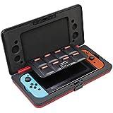 AmazonBasics Game Storage Case for 24 Nintendo...