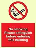 """Viking signos ps18-a5p-p""""no fumar por"""