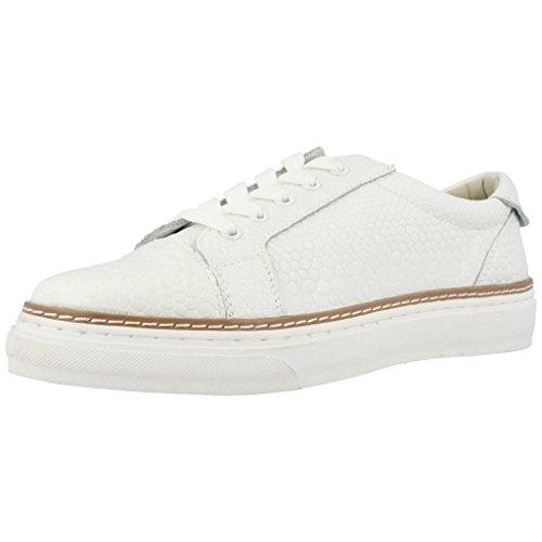 Sixtyseven Damen 77704 Kleid-Schuhe, Weiß (Burna Blanco Actled Blanco), 36 EU