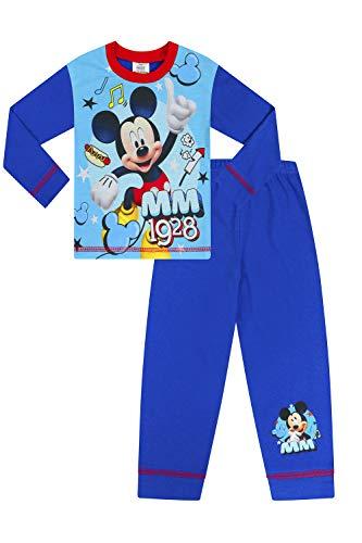 Pijama de Mickey Mouse de 1928 para niños de 1 a 5 años