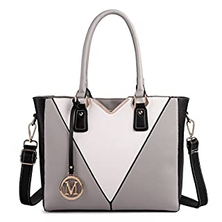 Miss Lulu Leather Look V-Shape Shoulder Handbag (B01INK9DAQ) | Amazon price tracker / tracking, Amazon price history charts, Amazon price watches, Amazon price drop alerts