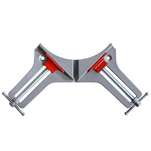 角利 コーナークランプ 固定板幅 70mm No.21071