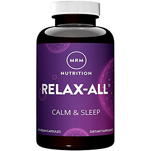 Relax-All™ Supports Relaxation & Calmness to Muscles